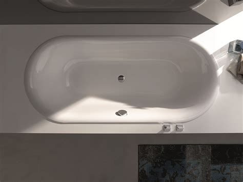 baignoire ovale encastrable bettelux oval by bette design