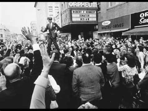 the impossible dream sen kennedy celebration of life paddy irishman eulogy of robert f kennedy 1968 senator