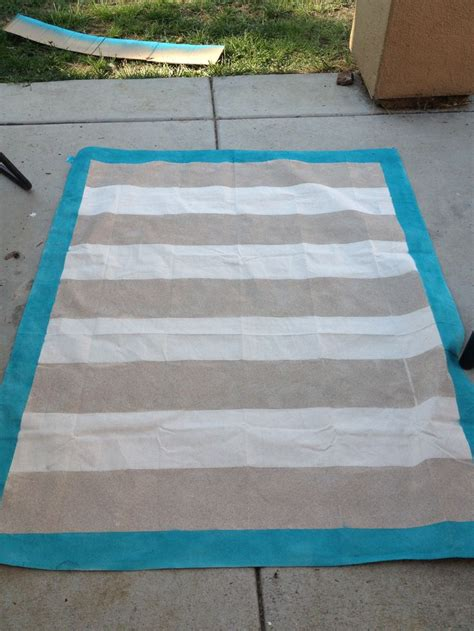 drop cloth rug drop cloth rug for patio projects completed drop cloth rug cloths and rugs