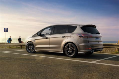 2019 Ford S Max by Ford Updates S Max Galaxy For 2019 Autoevolution