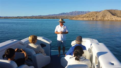 sunset havasu boat tours havasu s guide lake tours offer views of formations