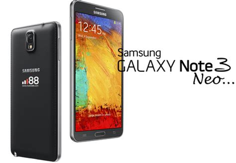 Harga Samsung Note 3 Neo samsung galaxy note 3 neo preview price buy and sell