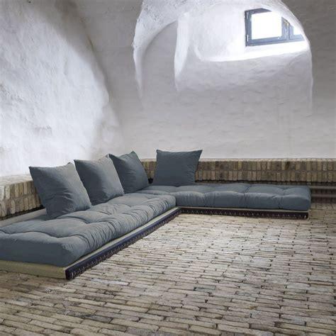tatami e futon divano letto chico sofa karup con tatami e futon casa