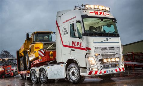 volvo truck group volvo fh is best looking truck on the road says wpi