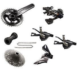 New Pedal Shimano M995 Special Edition Anniv 25th shimano spd 25th anniversary limited edition m995 pedals and cleats cyclesport