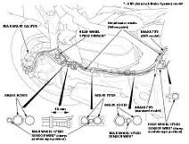 honda gold wing gl1800 wiring diagram cable harness routing 2002