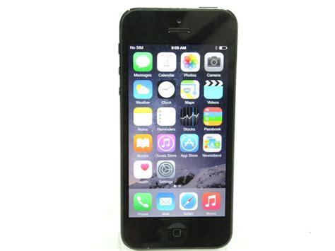 Apple Iphone 5 16gb apple iphone 5 16gb spirnt property room