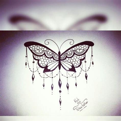 tattoo mandala butterfly butterfly borboleta desenho para tatuagem by