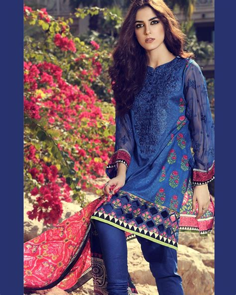 MARIA B Lawn Suit Collection 2017   online shopping in pakistan, vitalbrands