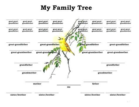thumbprint family tree template thumbprint family tree template images template design ideas