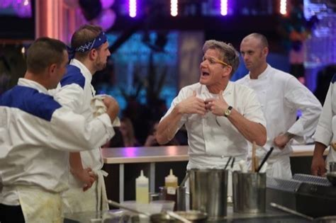 The Kitchen Season 15 Episode 5 by Hell S Kitchen Recap 5 5 15 Season 14 Episode 10 Quot 8 Chefs