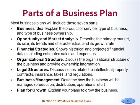 what are the sections of a business plan opportunity recognition ppt video online download