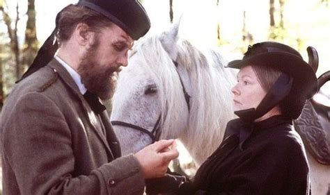 queen victoria film billy connolly biography suggests queen victoria married scottish servant