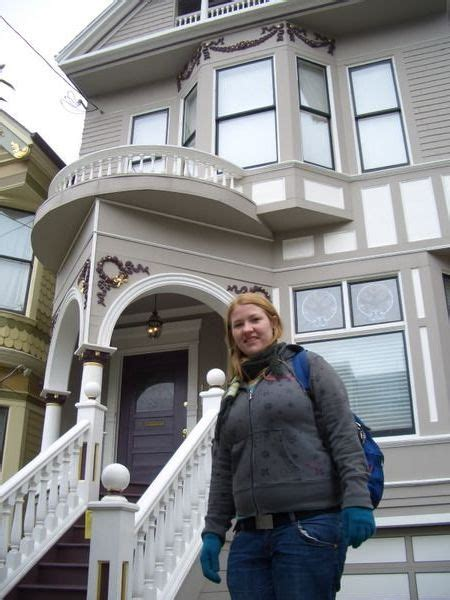 niki  janis joplins house  haight ashbury photo