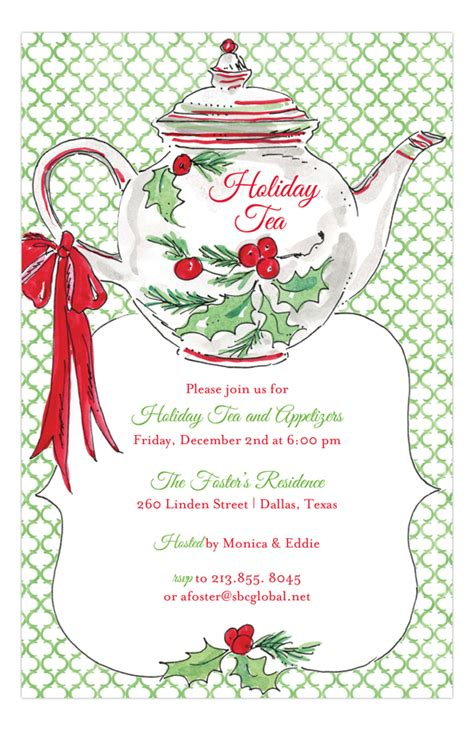 holiday tea cookie decorating party momtrendsmomtrends