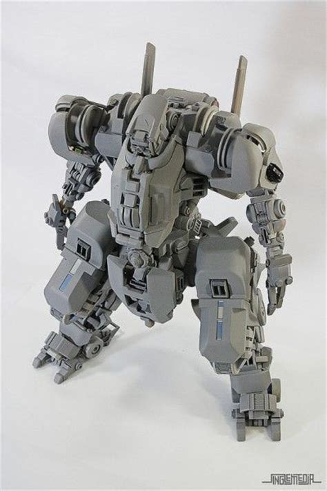 Mecha Model 808 best images about mechs on make new
