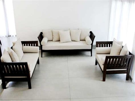 living room sofa set designs wooden sofa set designs for your living room