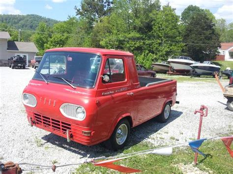 ford econoline truck  modified chevy  frame