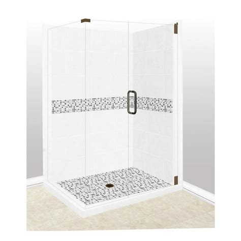 american bath factory shower systems reviews shop american bath factory laguna sistine wall