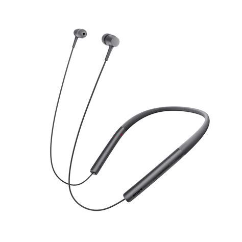 Headset Sony Mdr Ex 750 sony mdr ex750bt h ear in the neck bluetooth wireless headphones w nfc ebay