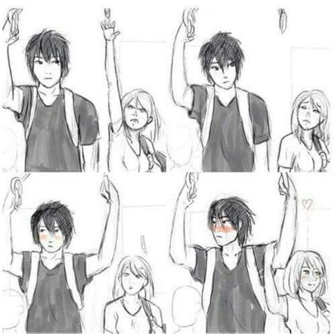 anime couple tall guy short girl short people problems short people and cute shorts on