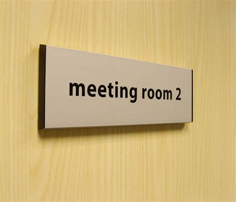 door signs custom signs for your office business