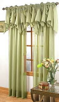 Sheer Green Curtains Splendor Sheer Batiste Curtain Olive Green Stylemaster View All Curtains