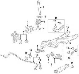 2008 Pontiac G6 Exhaust System Diagram 2008 Pontiac G6 Parts