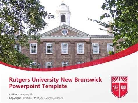 rutgers powerpoint template rutgers new brunswick powerpoint template
