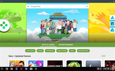 chrome play store google play store finally arrives on chrome os stable channel