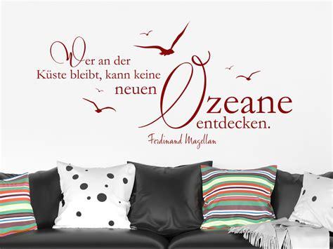Wandtattoo Kinderzimmer Ozean by Wandtattoo Zitat Neue Ozeane Wandtattoo Net