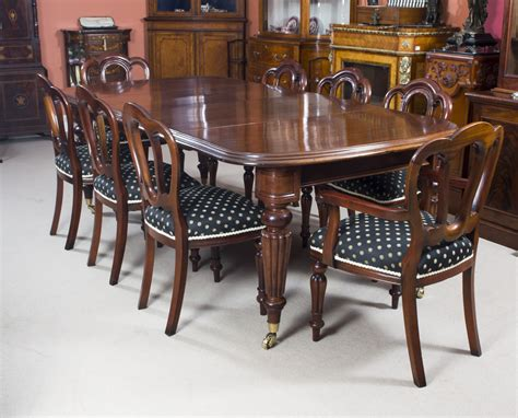 antique dining room table chairs regent antiques dining tables and chairs table and