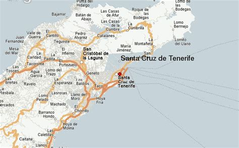 Ucsc Find Santa De Tenerife Location Guide
