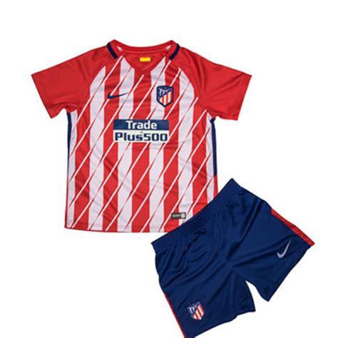 Jersey Grade Ori Atletico Madrid Home 2019 baju bola anak atletico madrid home 2018 nike jual