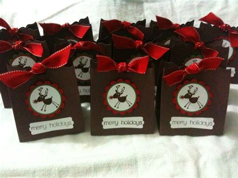 my simple crafts christmas favors
