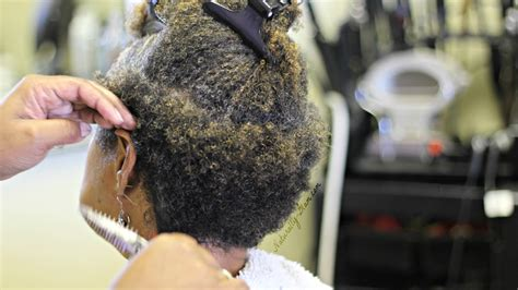 how to trim 4c natural hair ready to go natural here s how to transition to natural