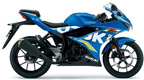 Suzuki Motorcycles 125 Suzuki Gsx R125