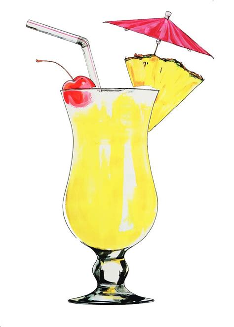 cocktail drawing 1238 best drinks illustrations images on food