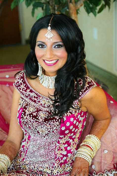 hair and makeup for hindu weddings wedding hairstyles for ladies hairzstyle com