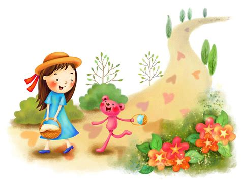 wallpaper cartoon ladies cute cartoon wallpapers wallpaper cave