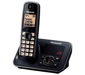 panasonic kx tg6623eb cordless phone with answering
