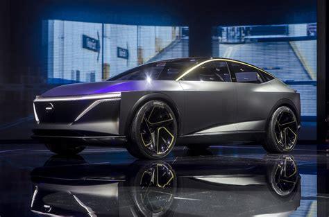 nissan infiniti concept cars hint at future evs