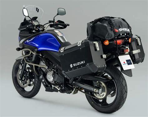 Suzuki Voyager Suzuki Dl650 V Strom Voyager Pack