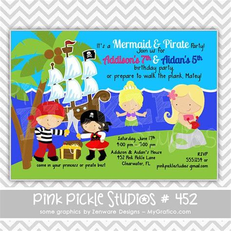 free printable pirate thank you card template 1000 images about shared birthday on