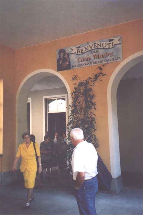 missioni della consolata gruppo meki vita gruppo ritiro spirituale 2003