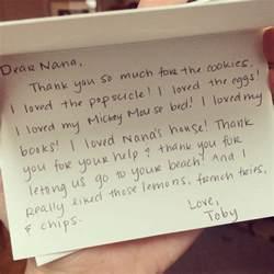 Thank You Letter To Your Boyfriend S Parents How To Write A Thank You Letter To Your Parents Thank