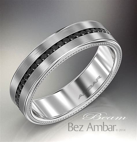 black wedding ring significance the significance of men s wedding bands