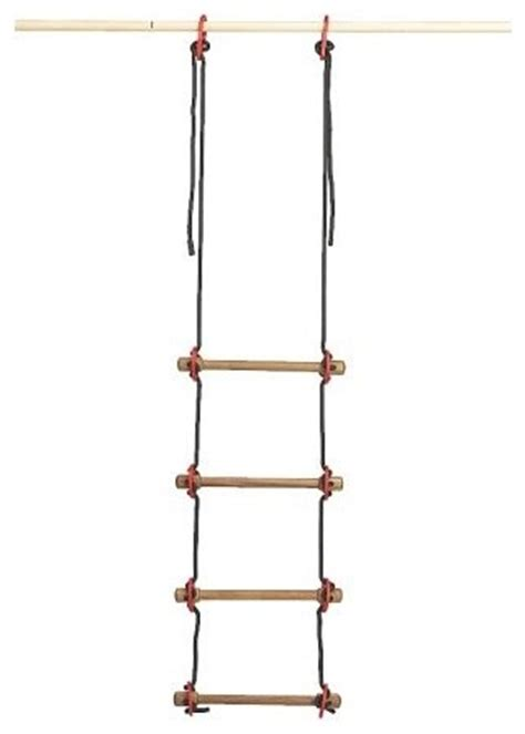 ekorre swing installation ekorre rope ladder contemporary fire protection by ikea