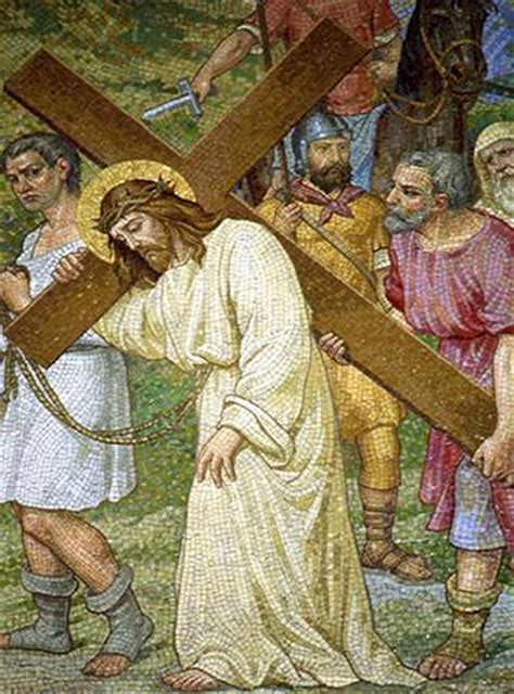 stations of the cross during lent & good friday | prince
