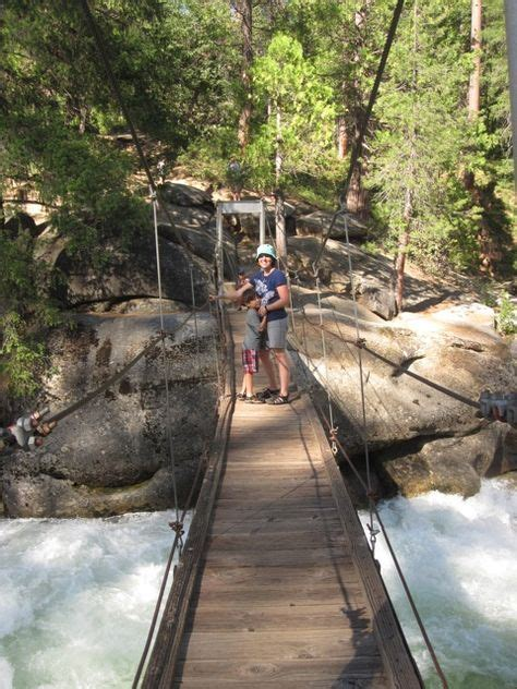 swinging bridge yosemite 1000 ideas about today is national on pinterest